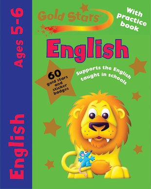 Gold Stars: English (Ages 5-6)