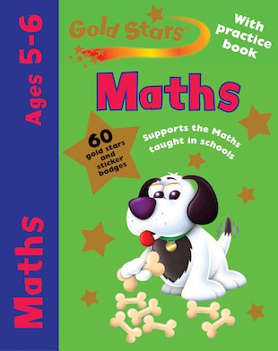 Gold Stars: Maths (Ages 5-6)