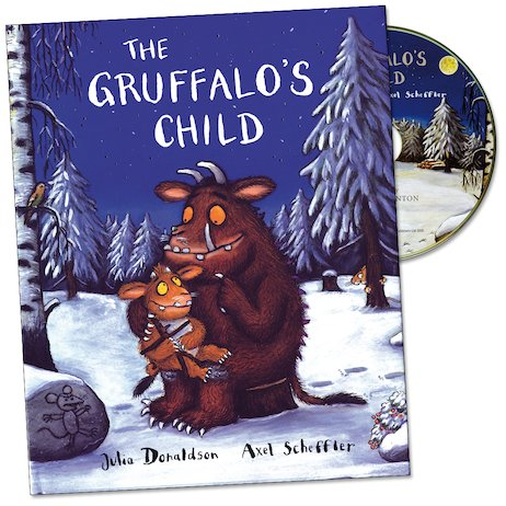 The Gruffalo's Child: Book and CD