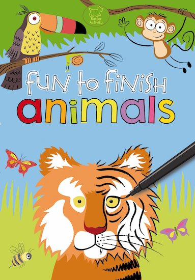 Fun to Finish: Animals