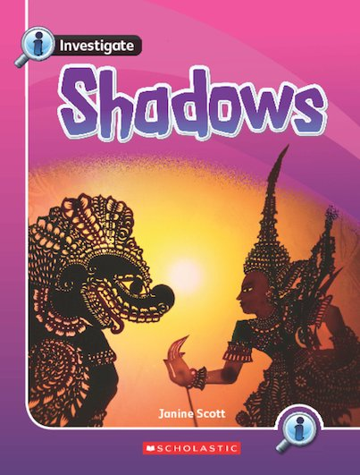 Investigate: Shadows x 6