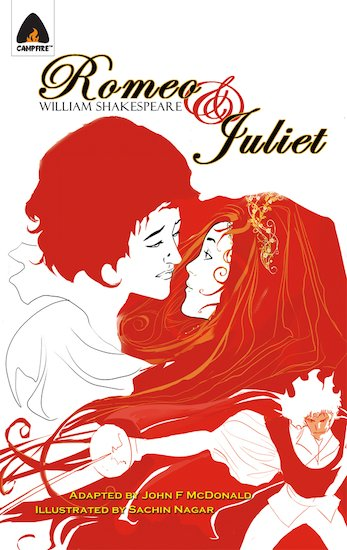 Romeo and Juliet: Graphic Novel