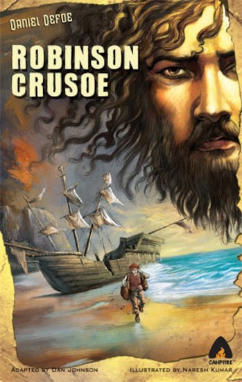 Robinson Crusoe: Graphic Novel