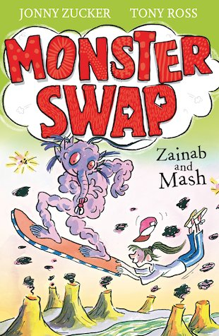 Monster Swap: Zainab and Mash