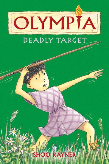 Olympia: Deadly Target