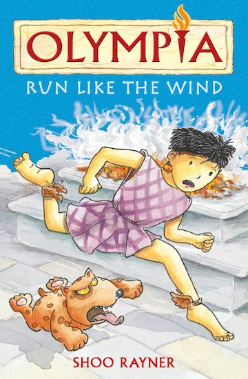Olympia: Run Like the Wind