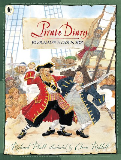 Pirate Diary: Journal of a Cabin Boy
