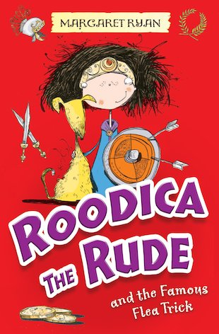 Roodica the Rude and the Famous Flea Trick
