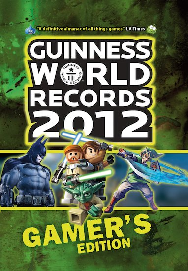 Guinness World Records 2012: Gamer's Edition
