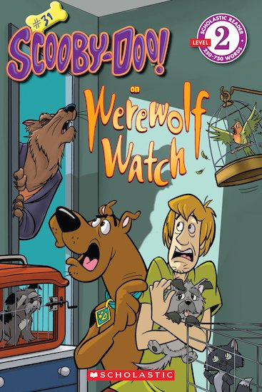 Scooby-Doo! Werewolf Watch