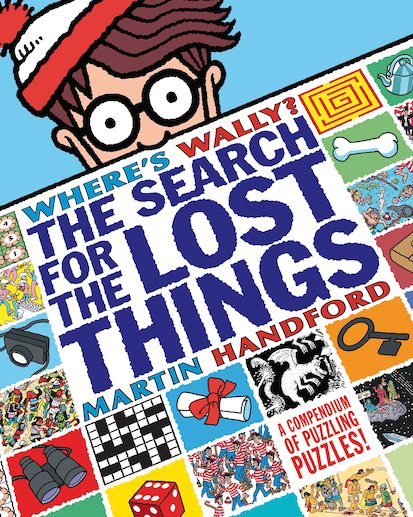 The Search for the Lost Things