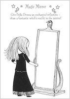 Bella Donna Magic Mirror