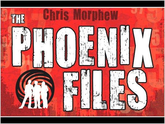 Phoenix Files Wallpaper