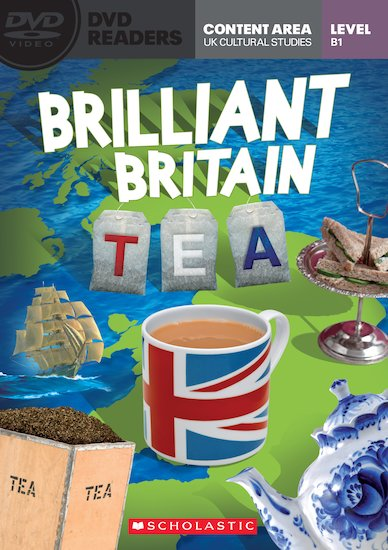 Brilliant Britain: Tea