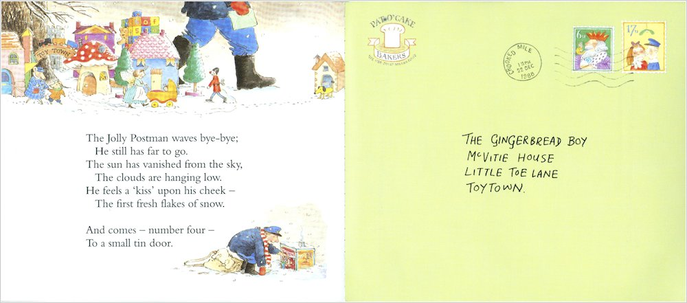 The jolly christmas postman scholastic shop page 1 spiritdancerdesigns Images