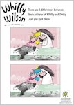 Whiffy Wilson activity sheets (7 pages)