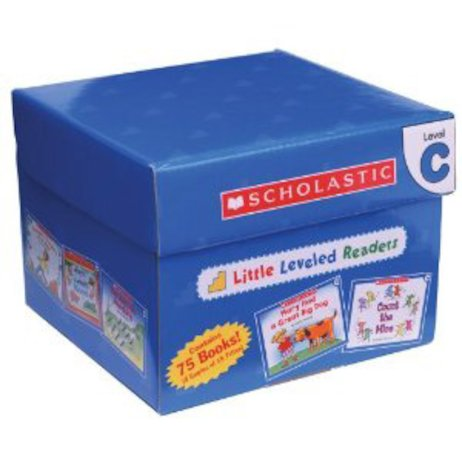 Little Leveled Readers Level C Box Set