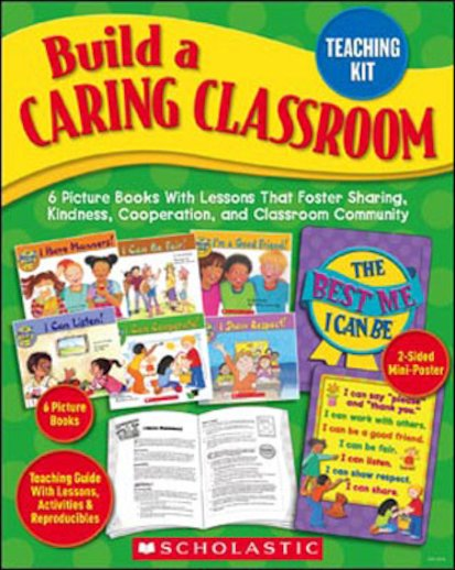 Build A Caring Classroom Teacher Kit