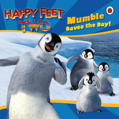 Happy Feet 2: Mumble Saves the Day!