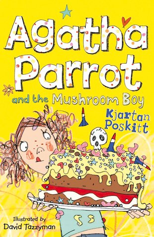 Agatha Parrot and the Mushroom Boy