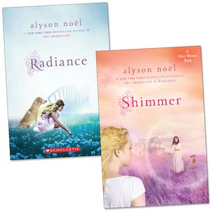 Radiance and Shimmer Pair