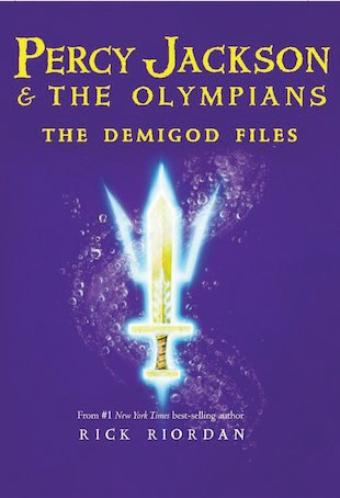 Percy Jackson and the Olympians: The Demigod Files