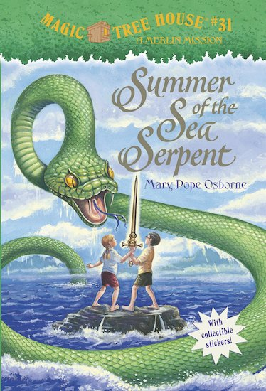 Magic Tree House: Summer of the Sea Serpent