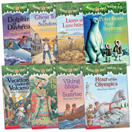 Magic Tree House Pack