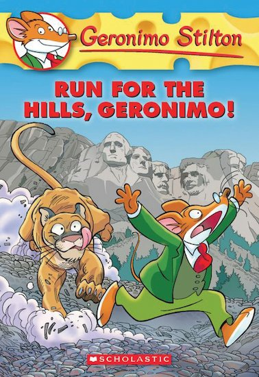 Geronimo Stilton: Run for the Hills, Geronimo!