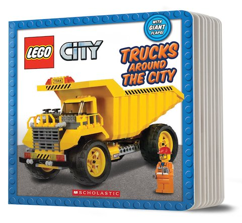 LEGO® City: Trucks Around the City