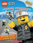 LEGO® CITY™: Escape from LEGO City! Sticker Storybook