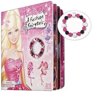 Barbie: A Fashion Fairy Tale