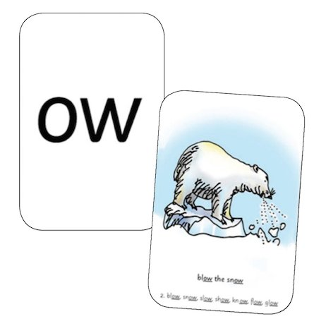 Read Write Inc. Phonics: Speed Sounds Cards (Sets 2 and 3)