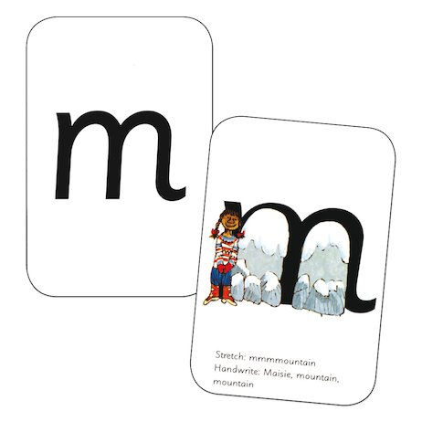 Read Write Inc. Phonics: Speed Sounds Cards (Set 1)