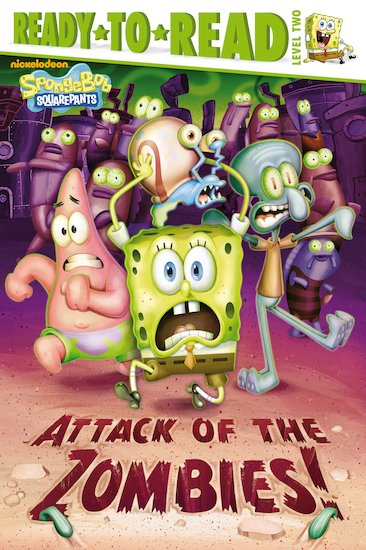 SpongeBob: Attack of the Zombies!