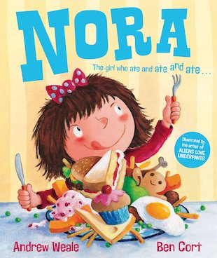 Nora: The Girl Who Ate and Ate