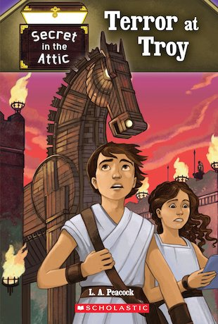 Secret in the Attic: Terror at Troy