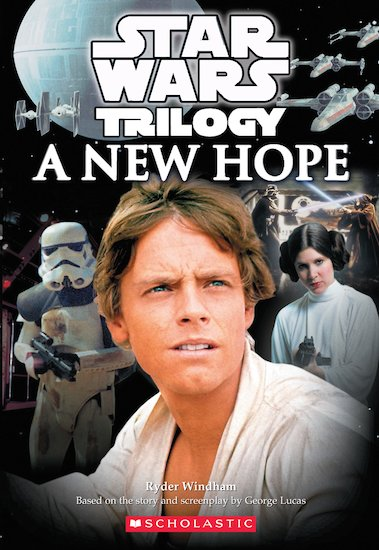 Star Wars Novel: A New Hope