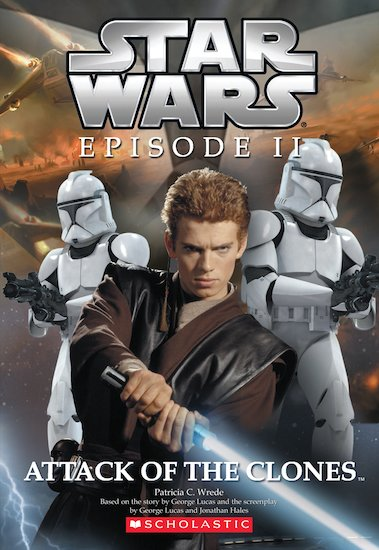 Star Wars Novel: Episode II - Attack of the Clones