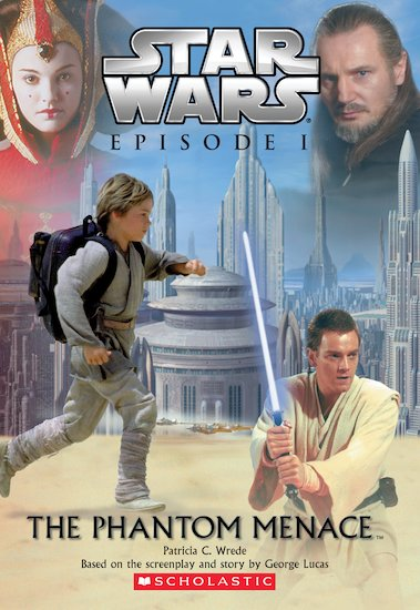Star Wars Novel: Episode I - The Phantom Menace