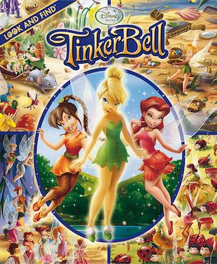 Look and Find: Tinker Bell