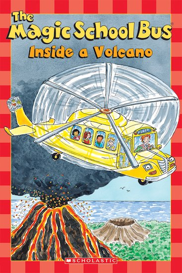 The Magic School Bus: Inside a Volcano