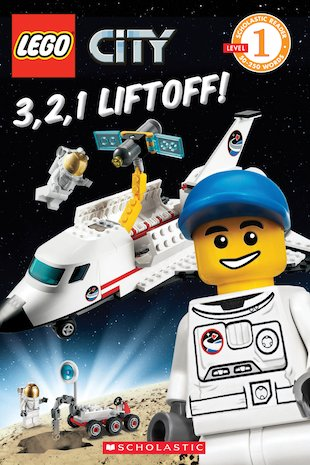 LEGO® CITY™: 3, 2, 1, Liftoff!
