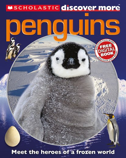 Discover More: Penguins