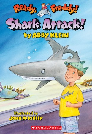 Ready, Freddy! Shark Attack!