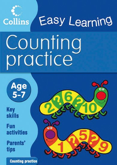 Collins Easy Learning: Counting Practice (Ages 5-7)