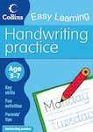Collins Easy Learning: Handwriting Practice (Ages 5-7)