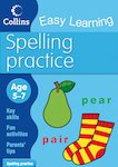 Collins Easy Learning: Spelling Practice (Ages 5-7)