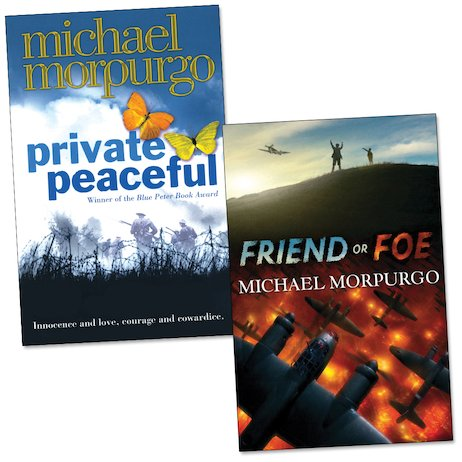 Michael Morpurgo War Fiction Pair