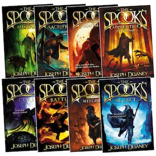 The Spook's Apprentice Pack x 8